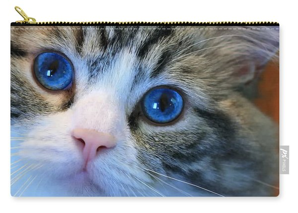 The Eyes Have It Carry-all Pouch