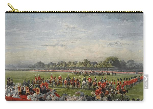 The First Distribution Of The Vc Carry-all Pouch