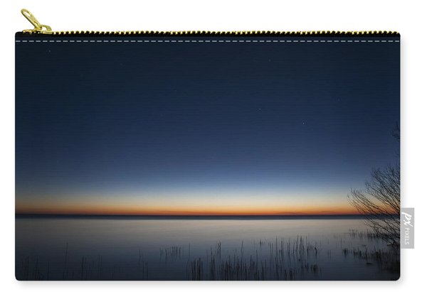 The First Light Of Dawn Carry-all Pouch