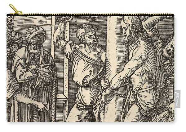 The Flagellation Carry-all Pouch