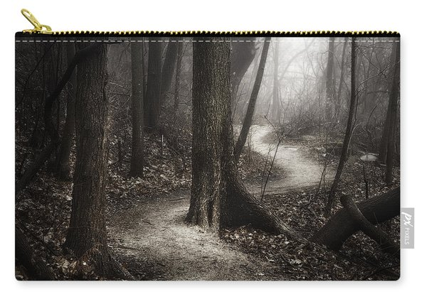 The Foggy Path Carry-all Pouch
