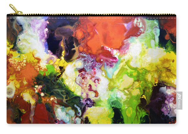 The Fullness Of Manifestation Carry-all Pouch