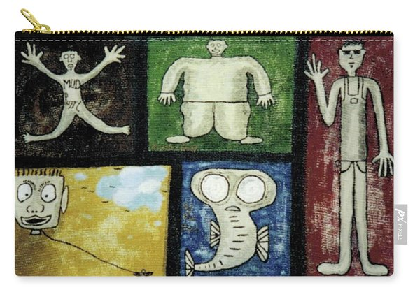 The Gang Of Five Carry-all Pouch