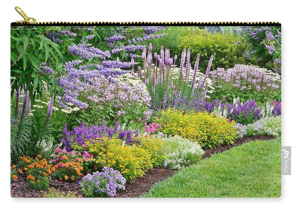 The Gardens Of Bethany Beach Carry-all Pouch