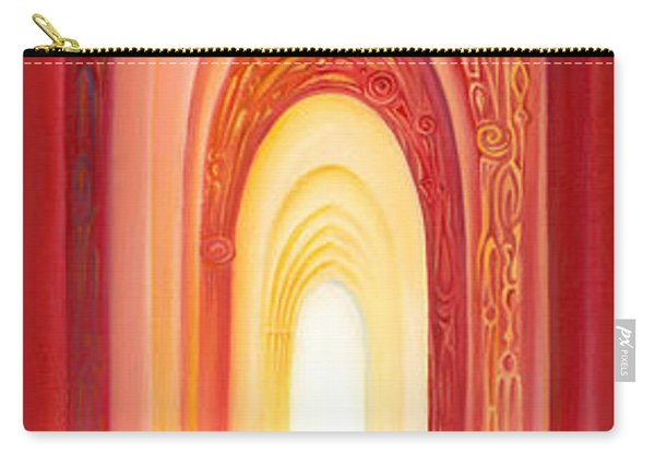 The Gate Of Light Carry-all Pouch