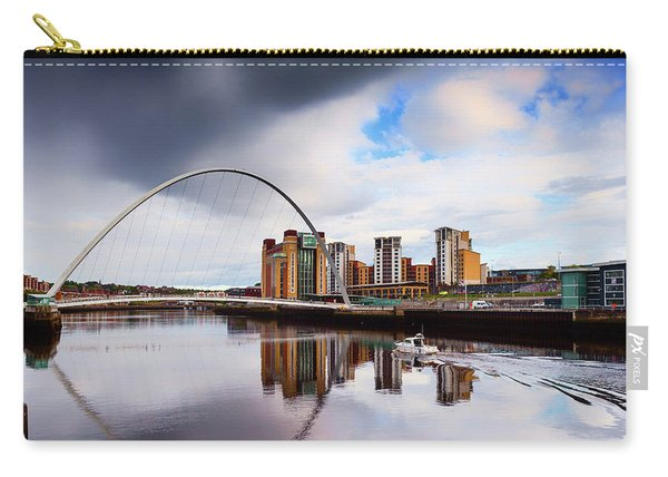 The Gateshead Millennium Bridge Carry-all Pouch