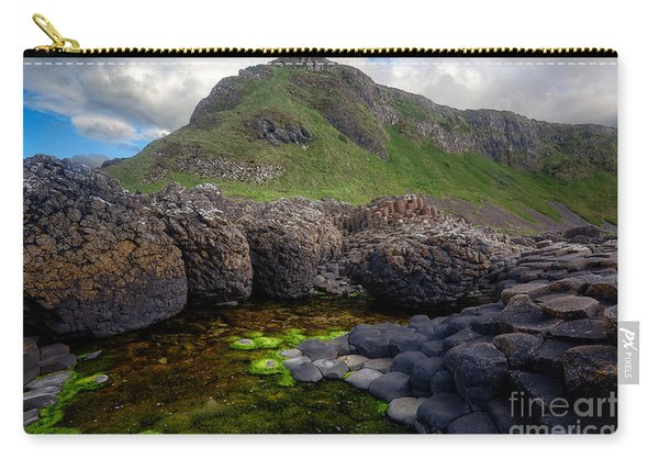 The Giant's Causeway - Peak And Pool Carry-all Pouch