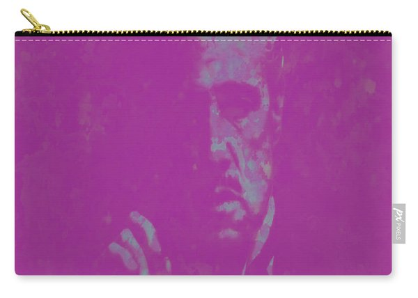 The Godfather Marlon Brando Carry-all Pouch