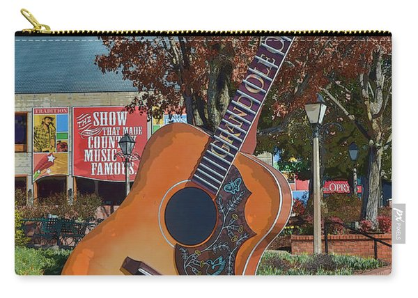 The Grand Ole Opry Carry-all Pouch