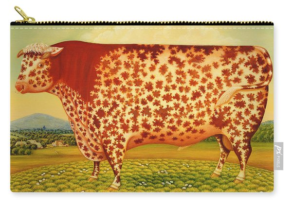 The Great Bull Carry-all Pouch
