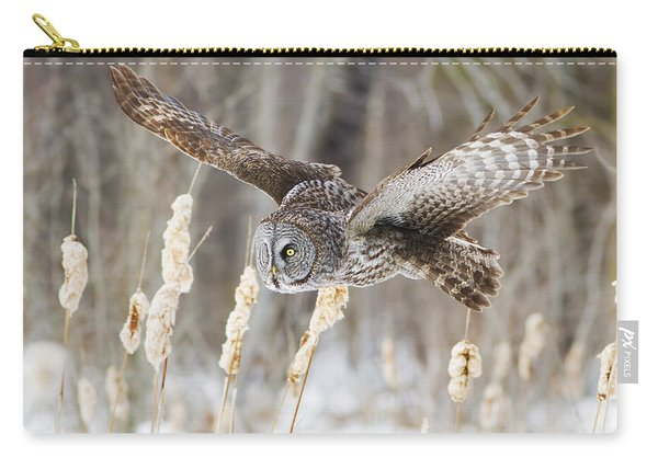 The Great Grey Hunter Carry-all Pouch