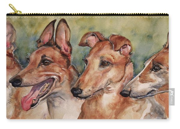 The Greyhounds Carry-all Pouch