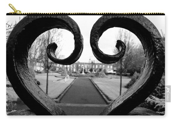 The Heart Of Dublin Carry-all Pouch