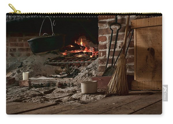 The Hearth - Fireplace Carry-all Pouch