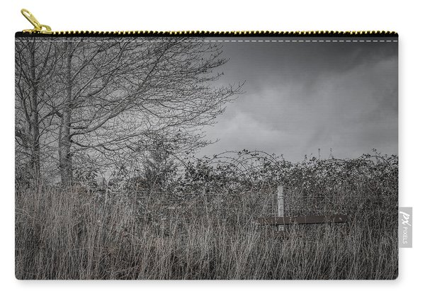 The Hidden Bench 2 Carry-all Pouch