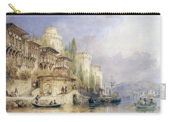The House On The Bosphorus Carry-all Pouch