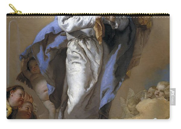 The Immaculate Conception Carry-all Pouch
