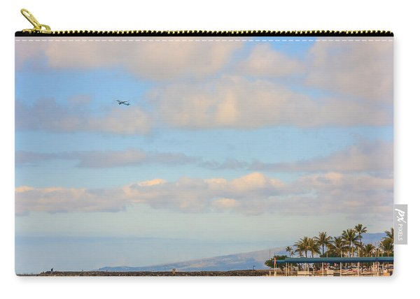 Carry-all Pouch featuring the photograph The Island Of Oahu by Susan Leonard