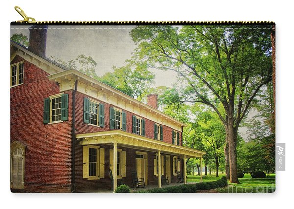 The John Stover House Carry-all Pouch