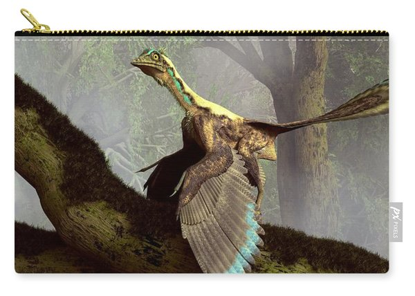 The Last Dinosaur Carry-all Pouch