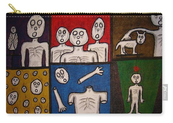 The Last Hollow Men Carry-all Pouch