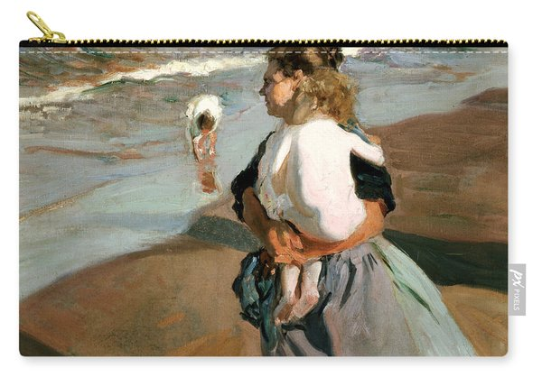 The Little Granddaughter Carry-all Pouch