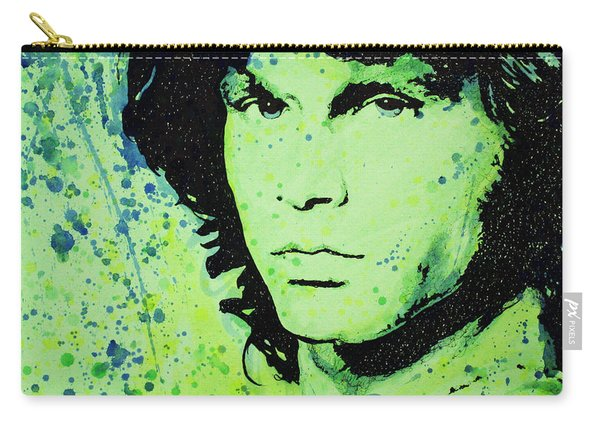 The Lizard King Carry-all Pouch
