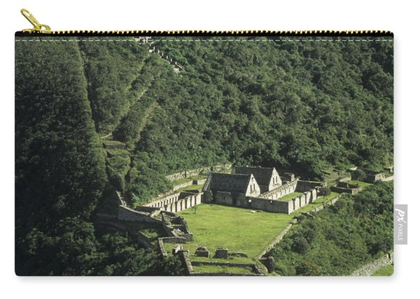 The Lost City Of Choquequirao Carry-all Pouch