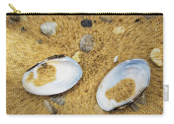 The Lost Freshwater Pearl Michigan Carry-all Pouch