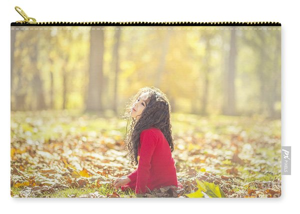 The Magic Of Autumn Carry-all Pouch
