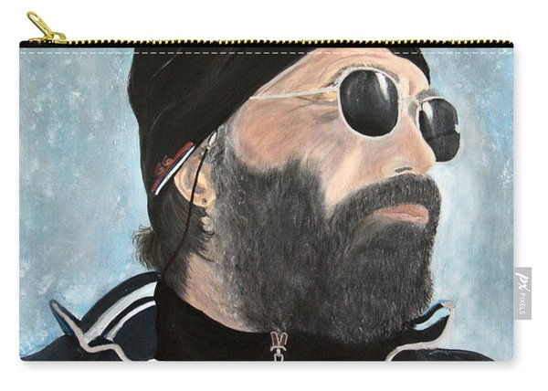 The Man Who Stole My Heart.. Carry-all Pouch
