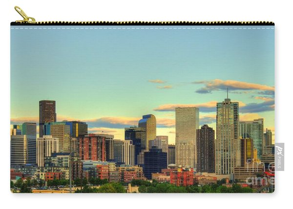 The Mile High City Carry-all Pouch