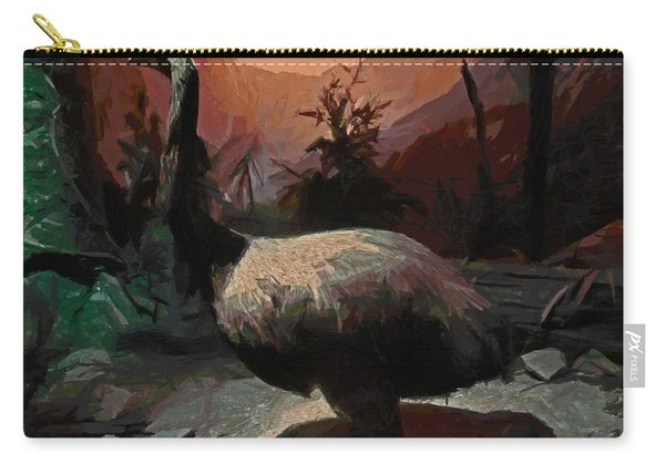 The Moa Carry-all Pouch