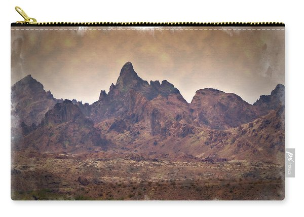 The Needles - Impressions Carry-all Pouch