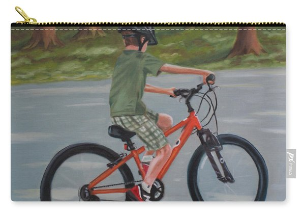 The New Bike Carry-all Pouch