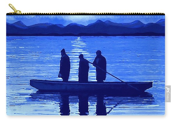 The Night Fishermen Carry-all Pouch