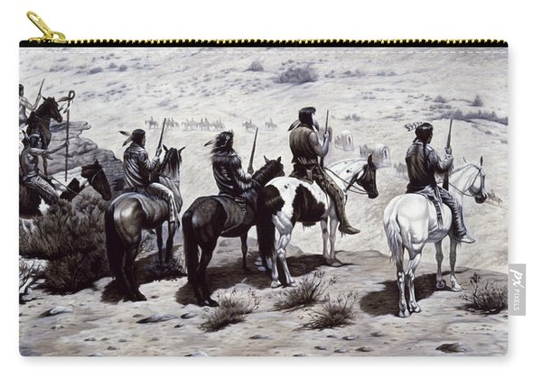 The Observers  Carry-all Pouch
