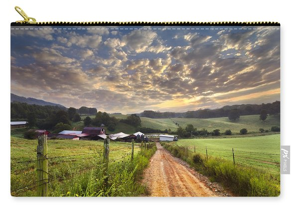 The Old Farm Lane Carry-all Pouch