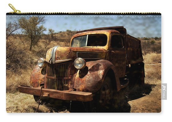 The Old Ford Carry-all Pouch