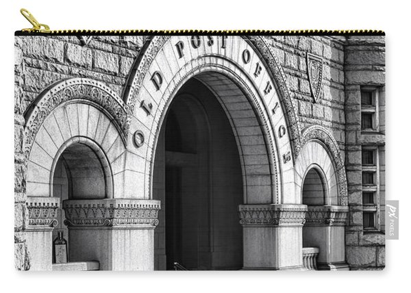 The Old Post Office Pavilion  Carry-all Pouch