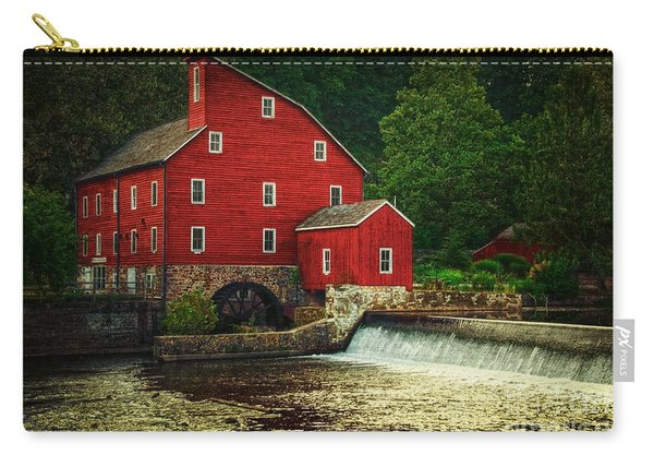 The Old Red Mill Carry-all Pouch