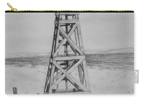 Lonely Windmill Carry-all Pouch