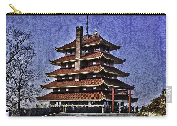 The Pagoda Carry-all Pouch