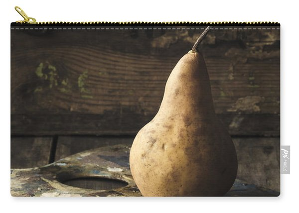 The Painter's Pear Carry-all Pouch