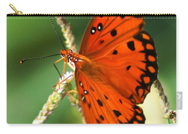 The Passion Butterfly Carry-all Pouch