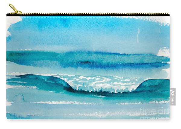 The Perfect Wave Carry-all Pouch