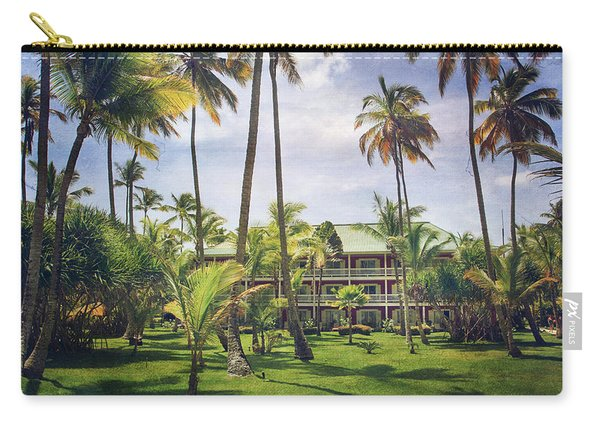 The Plantation Carry-all Pouch
