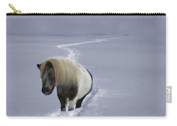 The Ponys Trail Carry-all Pouch