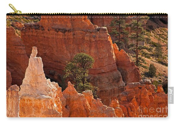 The Popesunrise Point Bryce Canyon National Park Carry-all Pouch