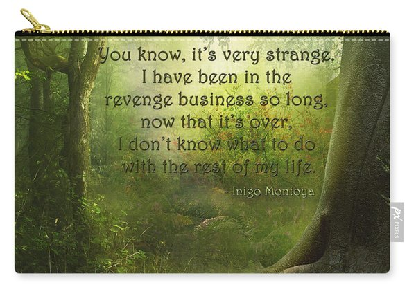 The Princess Bride - Revenge Business Carry-all Pouch